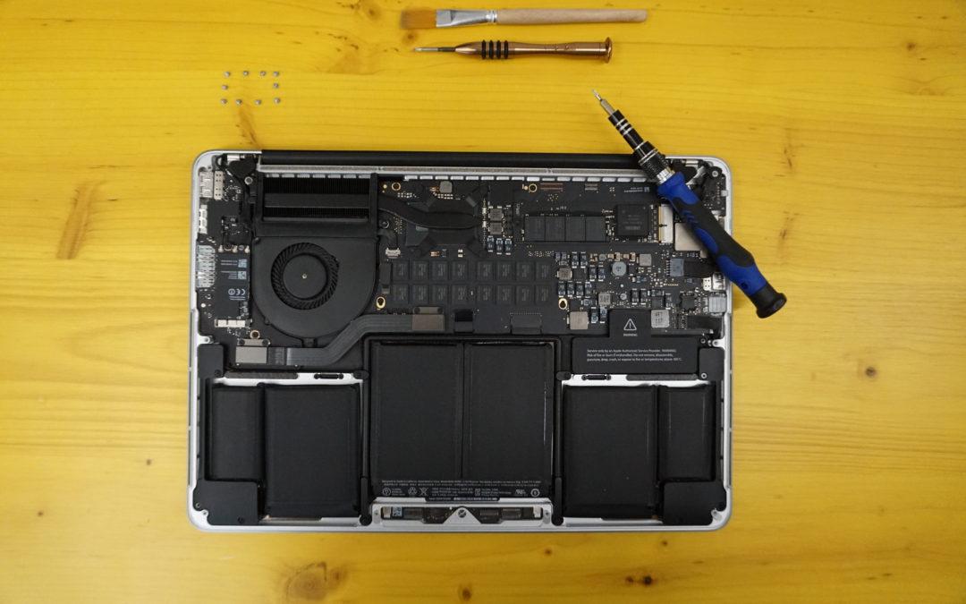 Reparación Macbook