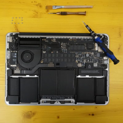 Reparación Macbook