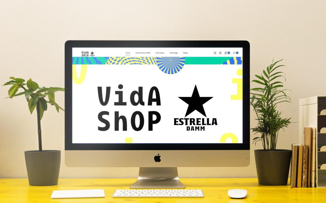 Shop Vida Festival